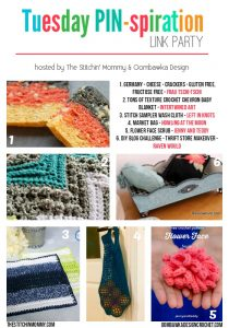 Featuring 4 Handmade Crochet Projects