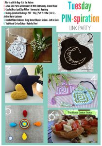 Featured This Week: Kat Kat Katoen, Raven Would, Annemarie's Haakblog, Atelier Marie-Lucienne, Left in Knots, and Made by Demi