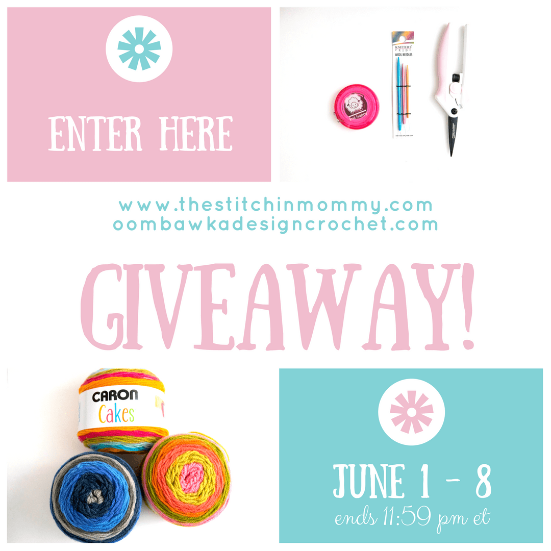 Spring into Summer Crochet Giveaway! Enter Here!