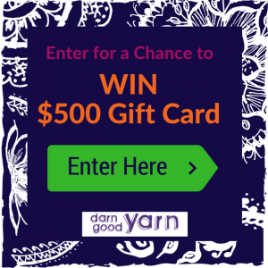 Darn Good Yarn Giveaway