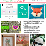 Tuesday Party Time! Add Your Projects and PIN Your Favorites Today!