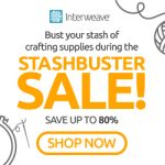 Stashbuster Sale Event up to 80% Off!