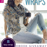 Lacy Wraps – Leisure Arts – Review and Giveaway!