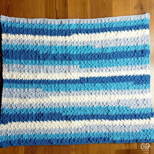 Little Couch Potato Siesta Blanket 2