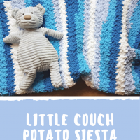 Little Couch Potato Siesta Blanket