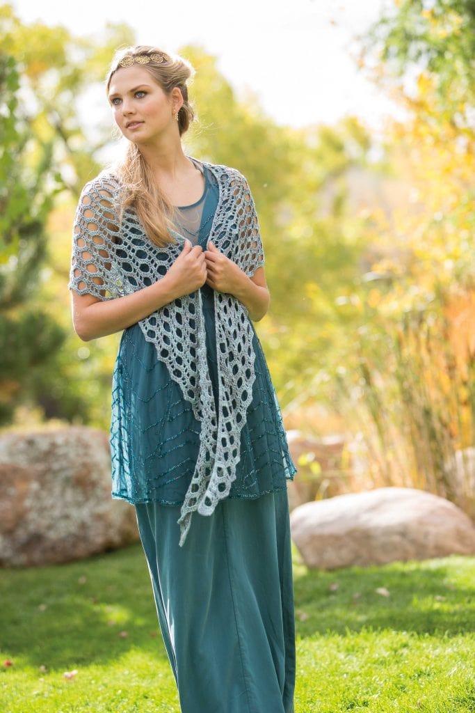 Dover - Classic Crochet Shawls