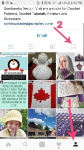 How to View Saved Images On Instagram