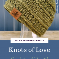 Featured Charity of the Month – July – Knots of Love