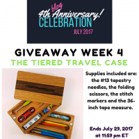 Oombawka Design's 4th Blog Anniversary Celebration – July 2017 –  Giveaway WEEK 4 – Chetnanigans™
