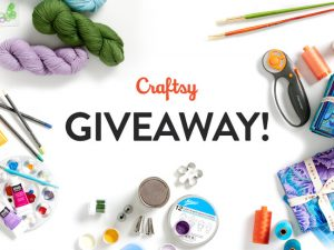 Craftsy Blog Giveaway July