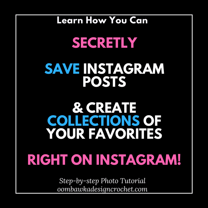 secretly save Instagram Posts and Create Collections right on Instagram