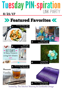Your Featured Favorites August 21st