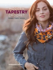 Modern Tapestry Crochet – Interweave – Review