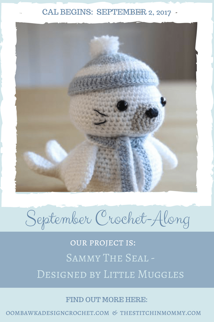 CALOFTHEMONTH2017 SEPTEMBER SAMMYTHESEAL