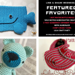 Your Favorite Projects: Wildmoths Handcrafted Creations, Nephi-Handmade and Lilia Craft Party!