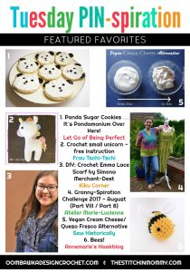 Featuring a Panda Sugar Cookies recipe.