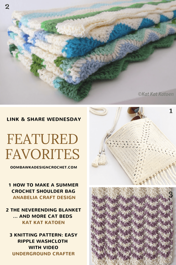LINK & SHARE WEDNESDAY Featured Favorites
