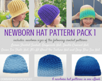 Newborn Pattern Pack 1
