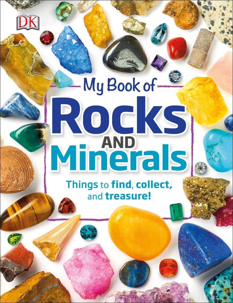 Rocks and Minerals DK