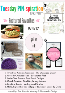 Featuring Free Printables