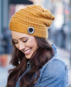 Carefree - Urban Slouch Hats - Kristi Simpson - Leisure Arts - Review