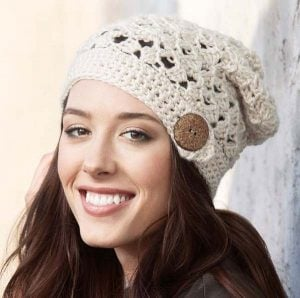Vintage Lace - Urban Slouch Hats - Kristi Simpson - Leisure Arts - Review