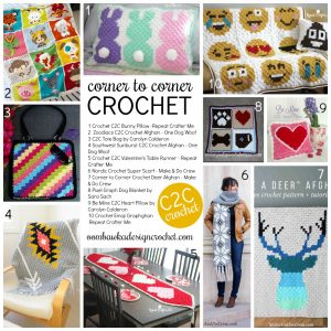 C2C Crochet Projects To Crochet