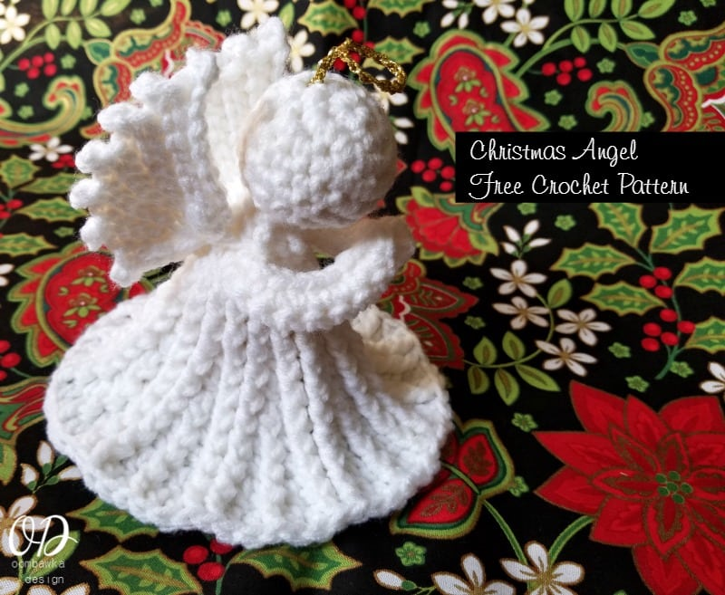 Free Crochet Patterns Christmas Angels : Top Printable Tree Top Angels Crochet Patterns Wallpapers