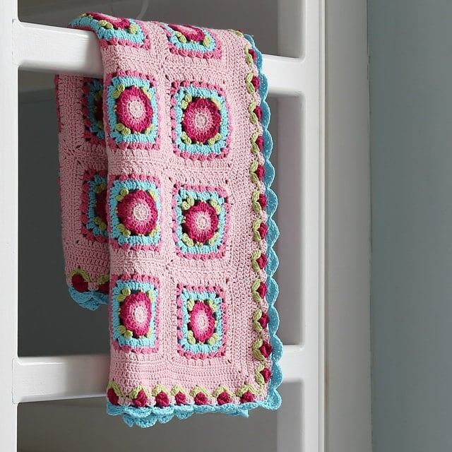 Lydia Baby Blanket