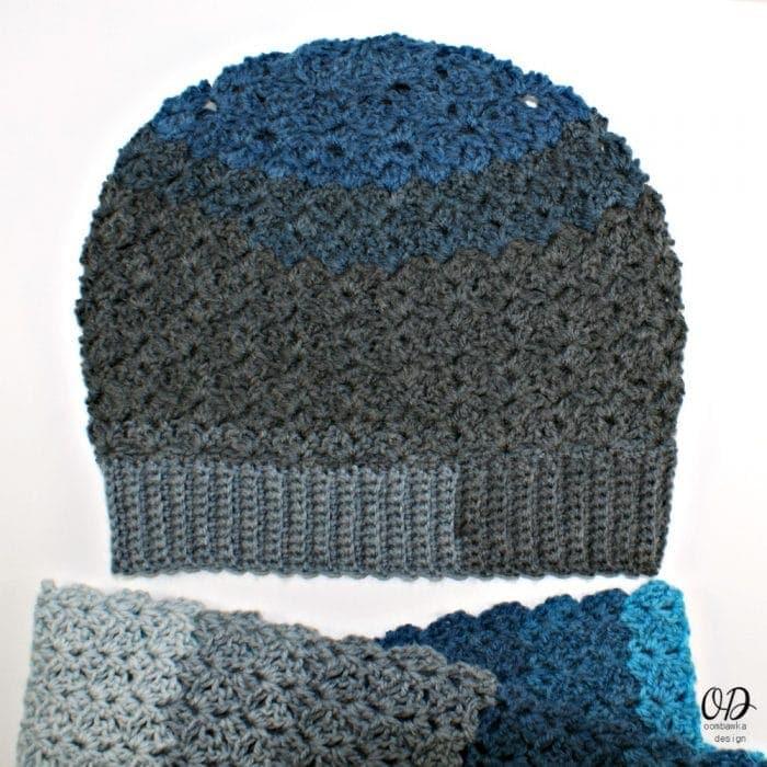 Oceania Hat Free Pattern ODC