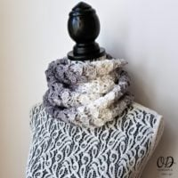 Shades of Grey Scarf