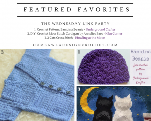 Featured Favorites at the Wednesday Link Party