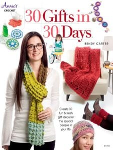 30 Gifts in 30 Days - Annie's Craft Store - eBook Review and Giveaway at Oombawka Design