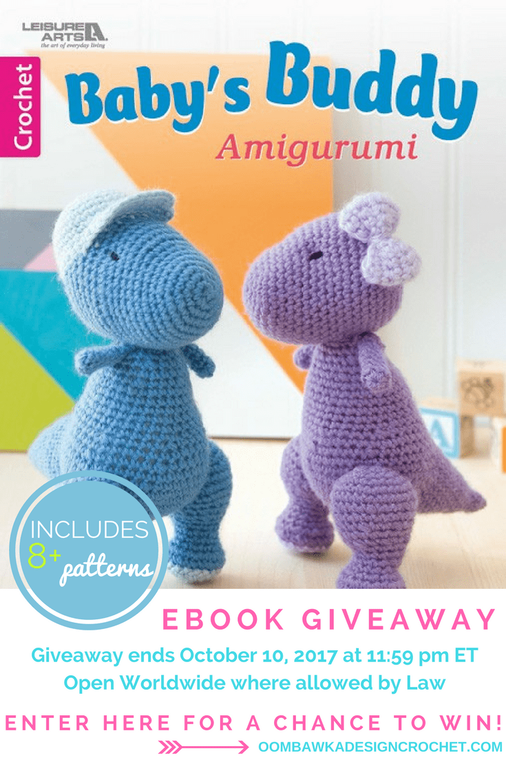 Babys Buddy Amigurumi eBook Review and Giveaway ODC