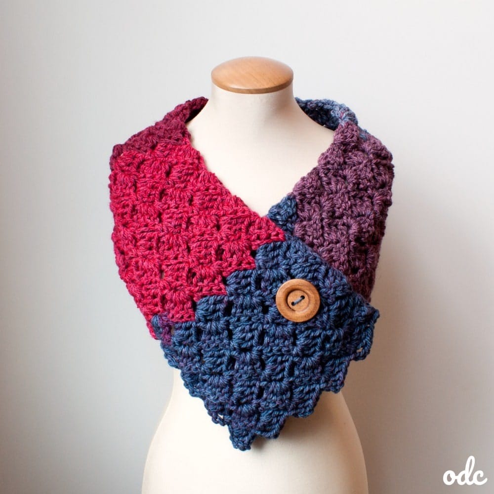 October Scarf of the Month 2