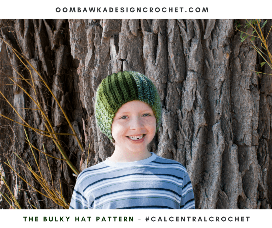 The Bulky Hat Pattern ODC