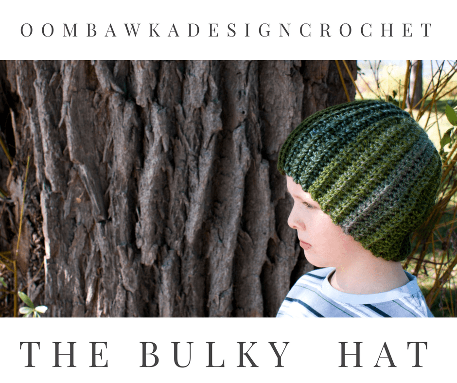 The Bulky Hat ODC Free Pattern