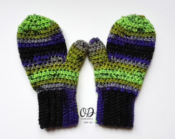 Mommys New Mitts Oombawka Design