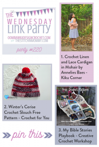 The Wednesday Link Party