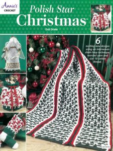 You Will Love These 6 Polish Star Christmas Patterns
