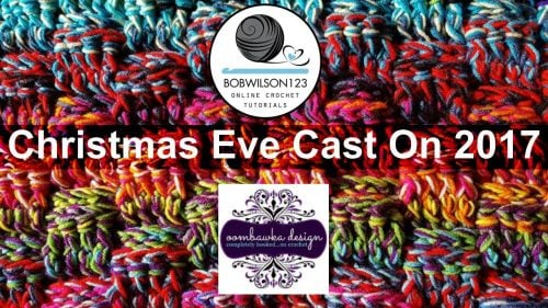 Christmas Eve Cast On Event 2017 with Clare of bobwilson123