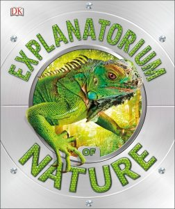 Cover - Smithsonian Explanatorium of Nature - DK Canada Book Review - ODC