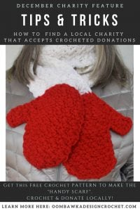 Tips and Tricks to Find a Local Charity Accepting Crocheted Donations