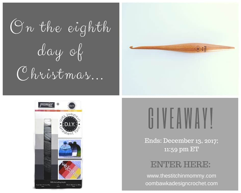 On the Eighth Day of Christmas Giveaway with Amy and Rhondda