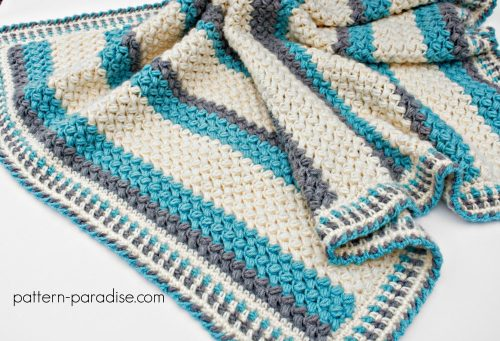 4 Pillow Soft Throw Blanket by Maria Bittner