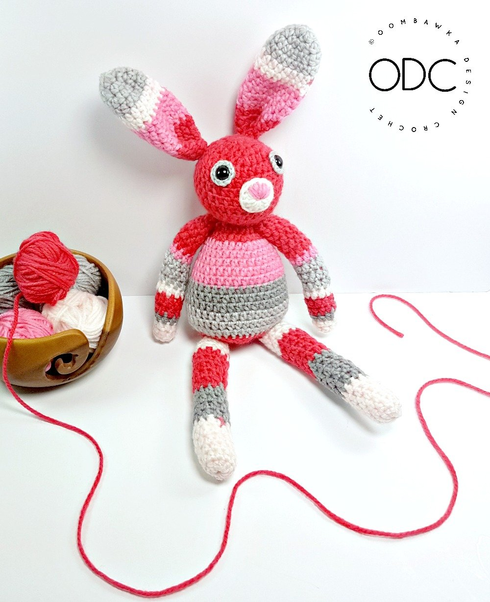 Just a Little Bunny - ODC - Free Pattern Oombawka Design