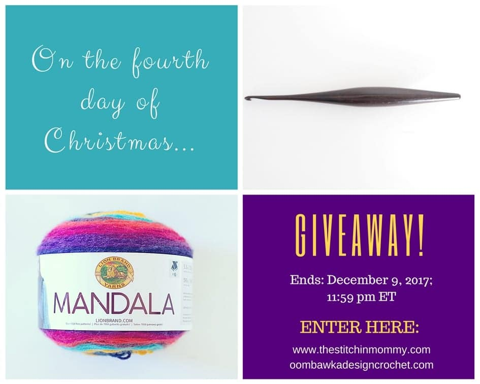 The Twelve Days of Christmas The Fourth Day of Christmas Giveaway with Amy and Rhondda