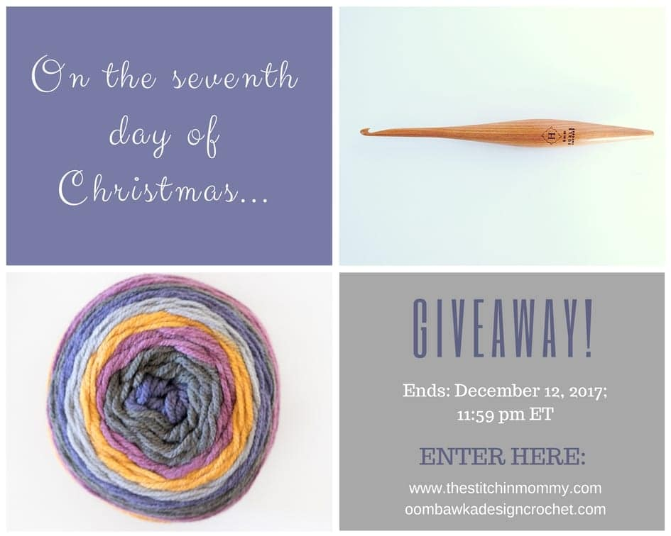 On the Seventh Day of Christmas Giveaway with Amy and Rhondda