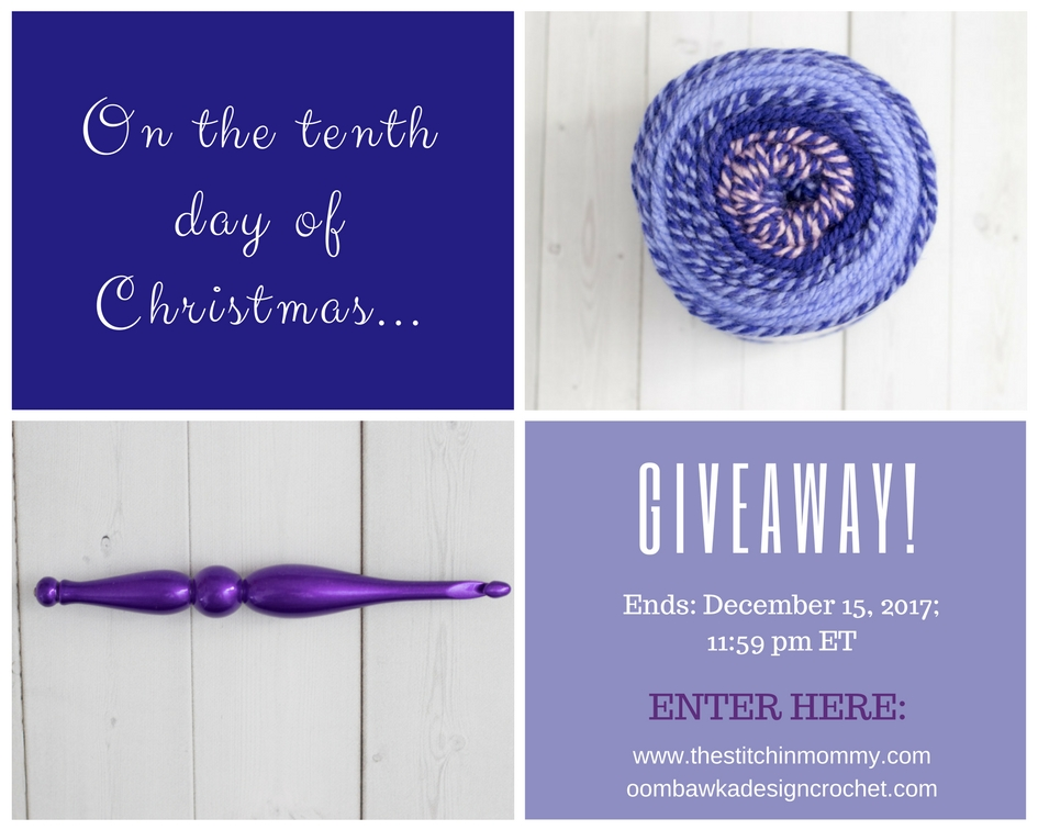 On the Tenth Day of Christmas Giveaway with Amy and Rhondda