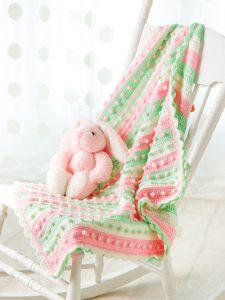 Gumdrops Baby Blanket - Amazing Crochet Afghans - Annie's Craft Store - Reviewed by OombawkaDesignCrochet